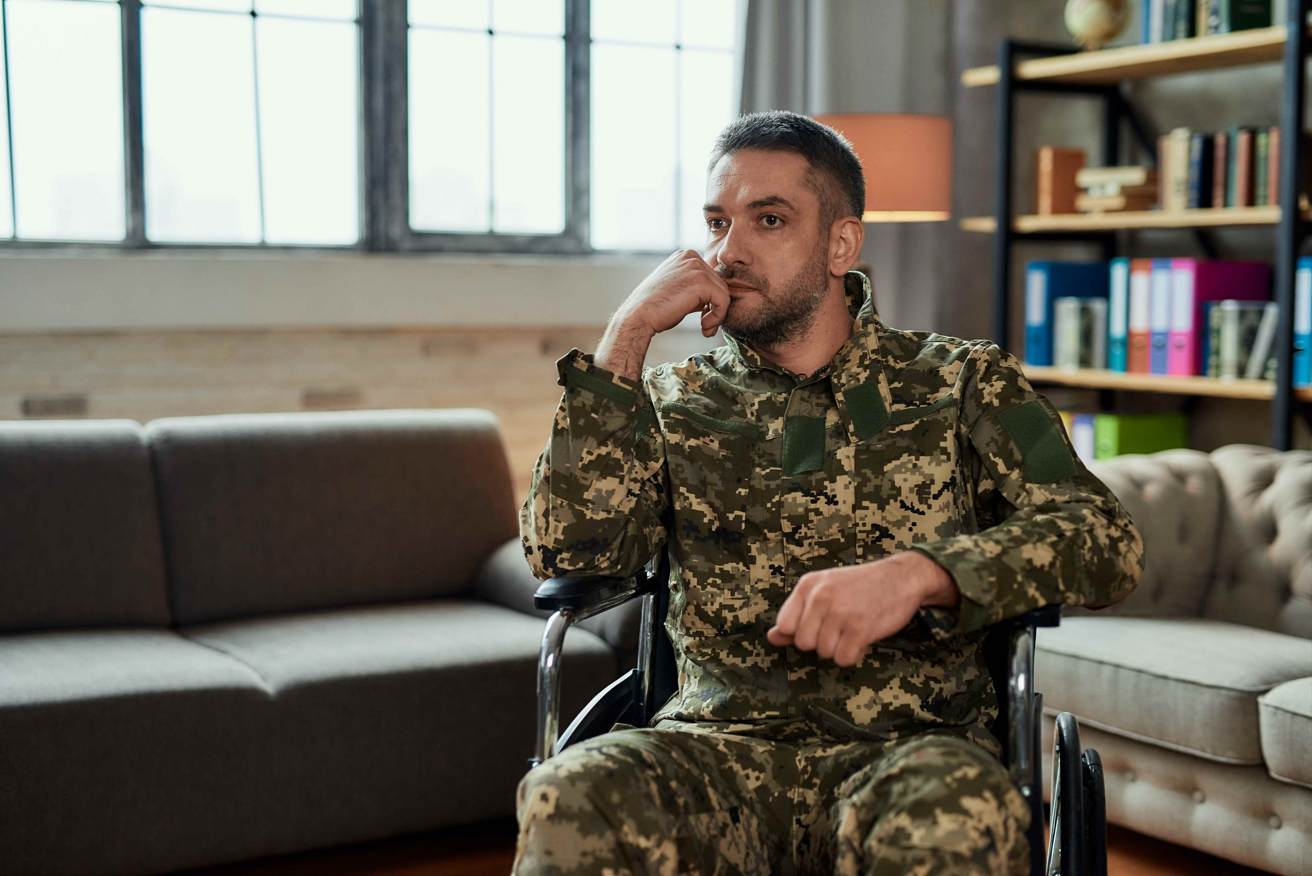 militair invaliditeispensioen